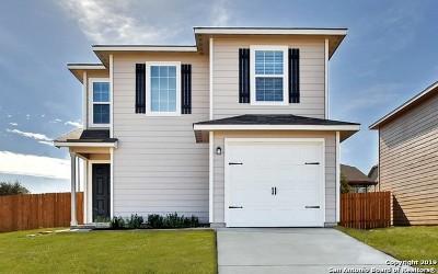 San Antonio Single Family Home New: 3026 Rosalind Way