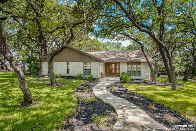 San Antonio Single Family Home New: 25602 Hazy Hollow