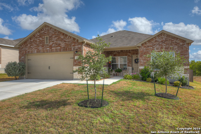 New Braunfels Single Family Home Active Option: 333 Franchi Way