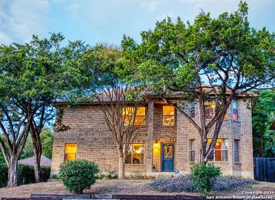 San Antonio Single Family Home New: 3438 Pecan Gap