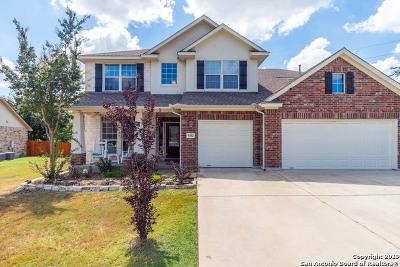 San Antonio Single Family Home New: 9442 Mariposa Pass