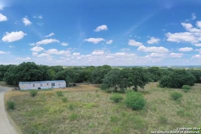 San Antonio Residential Lots & Land New: 6480 Morgan Meadows