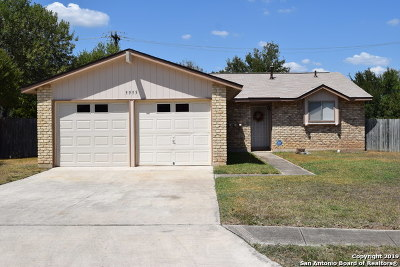 San Antonio Single Family Home New: 3935 Pipers Ct