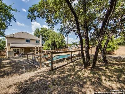 San Antonio Single Family Home New: 14294 Savannah Pass