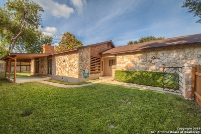 San Antonio Single Family Home New: 4303 Putting Green Dr