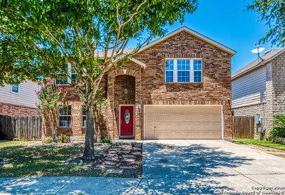 Cibolo Single Family Home New: 122 Woodstone Loop