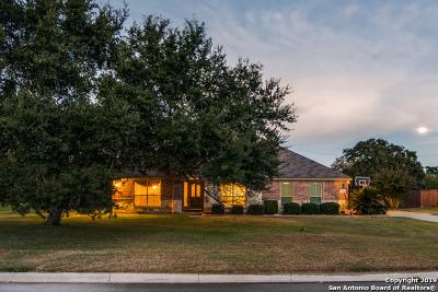 San Antonio Single Family Home New: 9402 Gaytan Dr