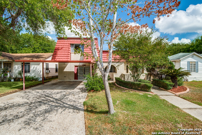 San Antonio Single Family Home New: 249 Archimedes Dr
