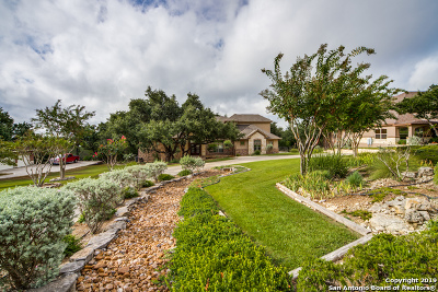 Canyon Lake Single Family Home New: 1623 Mountain Springs