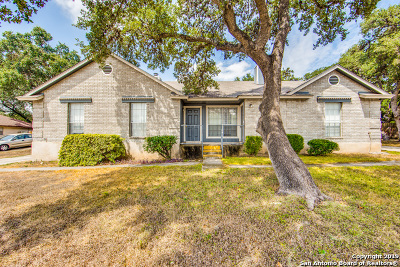 Bexar County Multi Family Home New: 7305 Gallery Ridge