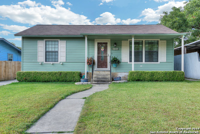San Antonio Single Family Home New: 1246 Shadwell Dr