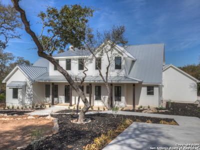 New Braunfels Single Family Home New: 1206 Powder Ridge
