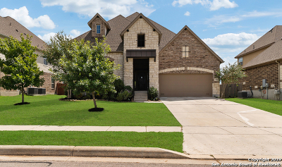 Cibolo Single Family Home New: 708 Padova