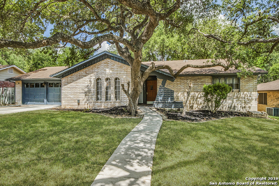 Single Family Home New: 14611 Mountain Wood St