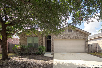 Helotes Single Family Home New: 8606 Sonora Pass