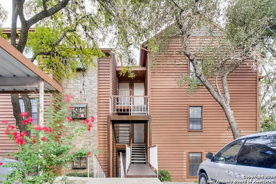 San Antonio Condo/Townhouse New: 13018 Heimer Rd #901