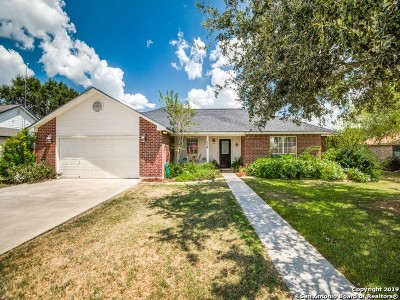 Atascosa County Single Family Home New: 114 Woodland Dr