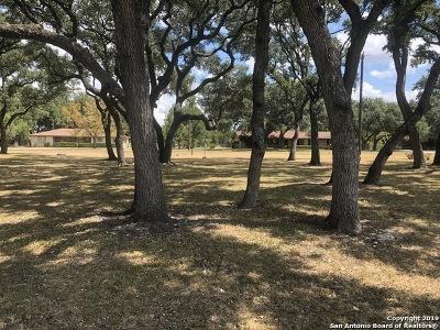 San Antonio Residential Lots & Land New: 15428 Geronimo Loop