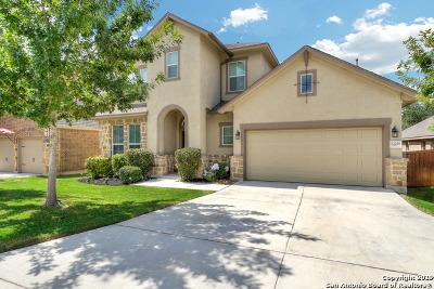 Single Family Home New: 12218 Chambers Cove