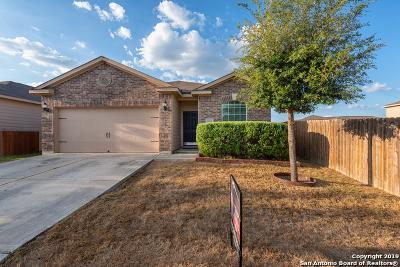 San Antonio Single Family Home New: 12115 Luckey Summit