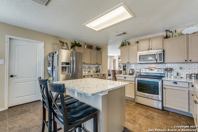 San Antonio Single Family Home New: 10622 Bluegrass Pond