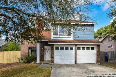 San Antonio Single Family Home New: 7411 Pebblewood