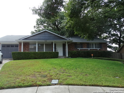San Antonio Single Family Home New: 4806 Shadydale Dr