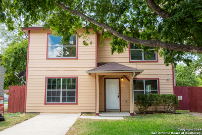 San Antonio Single Family Home New: 1511 Villa Flores