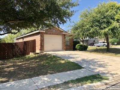 San Antonio Single Family Home New: 7963 Woodchase