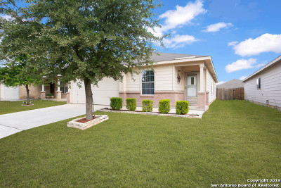 San Antonio Single Family Home New: 8430 Silver Willow