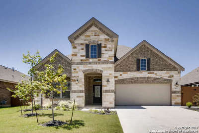 San Antonio Single Family Home New: 8611 Shady Mountain