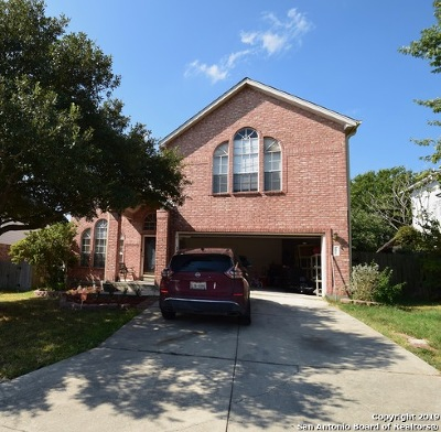 San Antonio Single Family Home New: 4811 Silent Lk