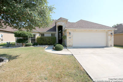 New Braunfels Single Family Home New: 2339 Megan