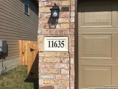 San Antonio Single Family Home New: 11635 Blackmore Leap