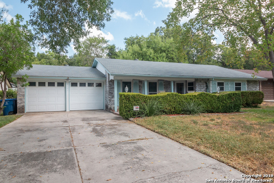San Antonio Single Family Home New: 4907 Rollingfield Dr