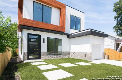 San Antonio Single Family Home New: 1223 Hays St