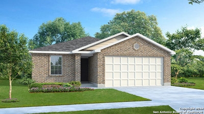 San Antonio Single Family Home New: 11631 Blackmore Leap