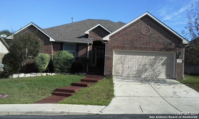 Single Family Home New: 3619 Globe Willow