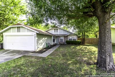 San Antonio Single Family Home New: 303 Burlington Dr