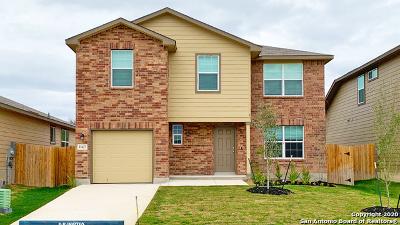 San Antonio Single Family Home New: 11627 Blackmore Leap