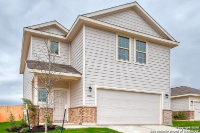 San Antonio Single Family Home New: 10826 Airmen Drive