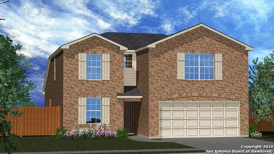 San Antonio Single Family Home New: 11623 Blackmore Leap