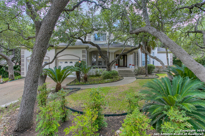 San Antonio Single Family Home New: 3402 Nightfall