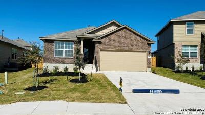 San Antonio Single Family Home New: 807 Red Crossbill