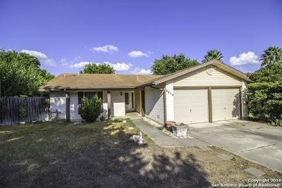 San Antonio Single Family Home New: 4914 Bluetop Ln