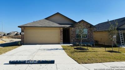 San Antonio Single Family Home New: 818 House Sparrow
