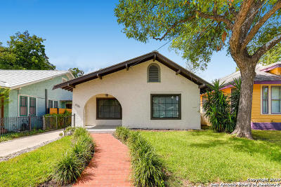 San Antonio Single Family Home New: 635 Cedar St