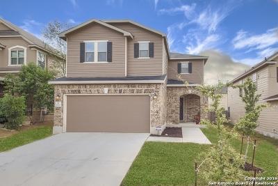 San Antonio Single Family Home New: 2618 Bluff Crossing
