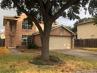 San Antonio Single Family Home New: 5111 Stormy Dawn