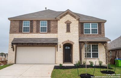 San Antonio Single Family Home New: 10238 Coyote Ranch